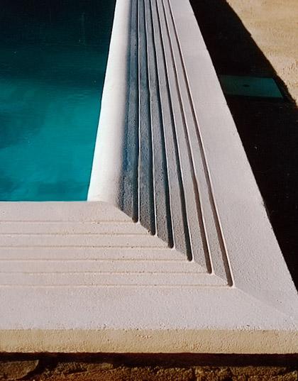 Bordo per piscine in cemento