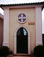 Rosoni cornici e lesene per edilizia funeraria
