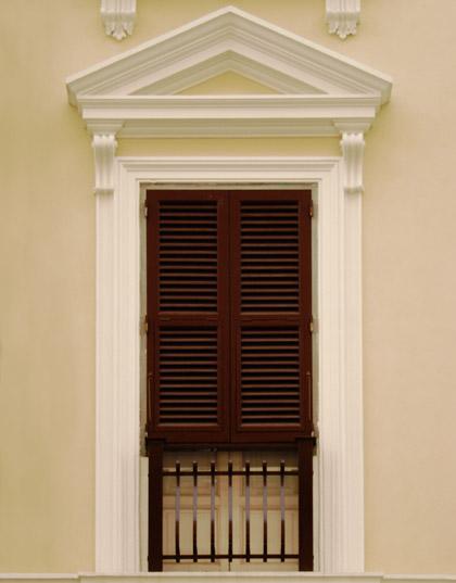 profili in cemento per finestre e balconi