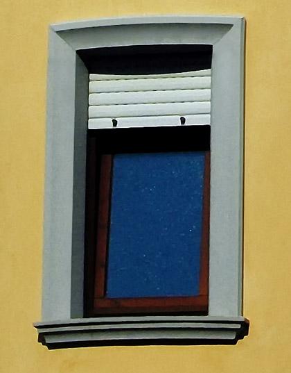 Davanzali e soglie per finestre per ristrutturazione facciate