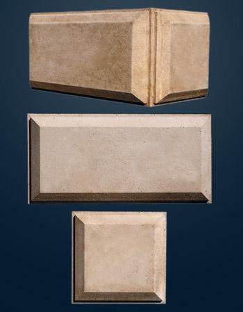 cemento decorativo per muri