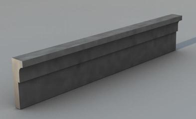 Cornice marcapiano modello M3