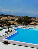 Recinzioni in cemento per piscine