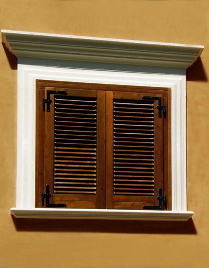 Cornici in cls per finestre e balconi