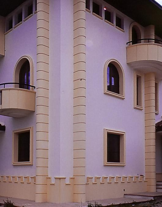 Zoccolature in cemento per muri su misura - Decorazioni per muri ...
