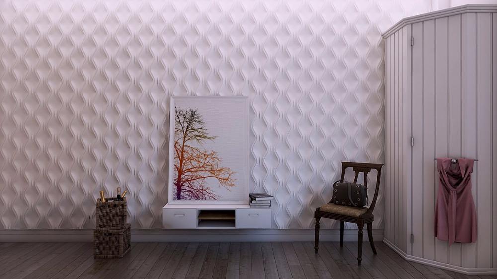 Pannello decorativo in cemento per pareti - Pannello decorativo parete ...
